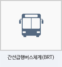 간선급행버스체계(BRT)